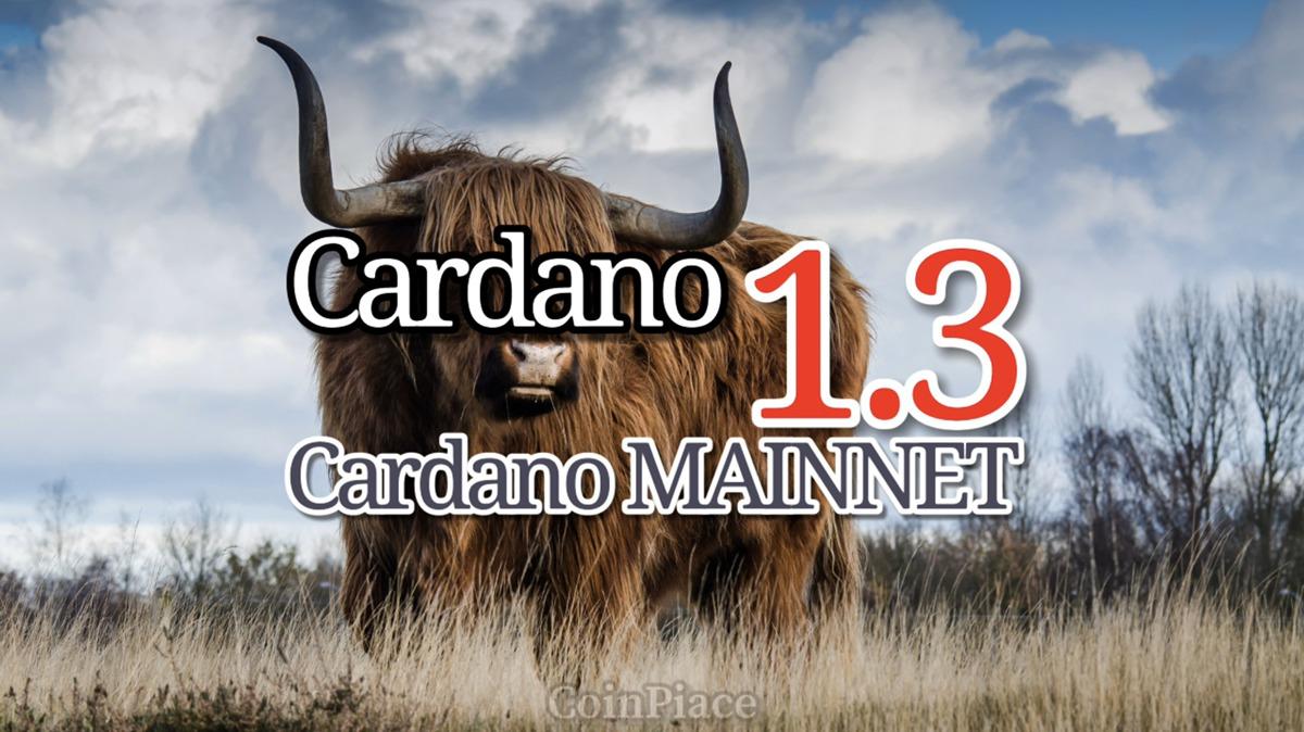 【アップデート】 Daedalusウォレット Cardano 1.3