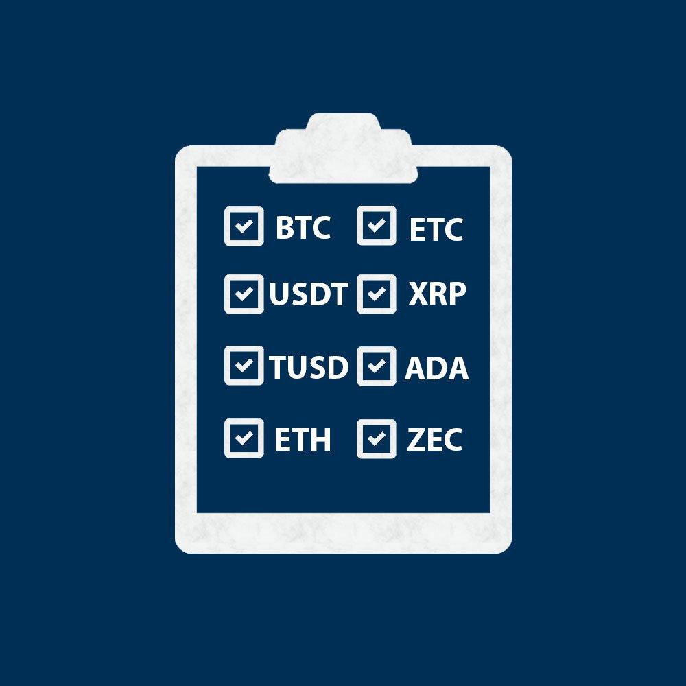 【ADA トレード追加】Bittrexにてエイダ(ADA)ドル建ての取引開始