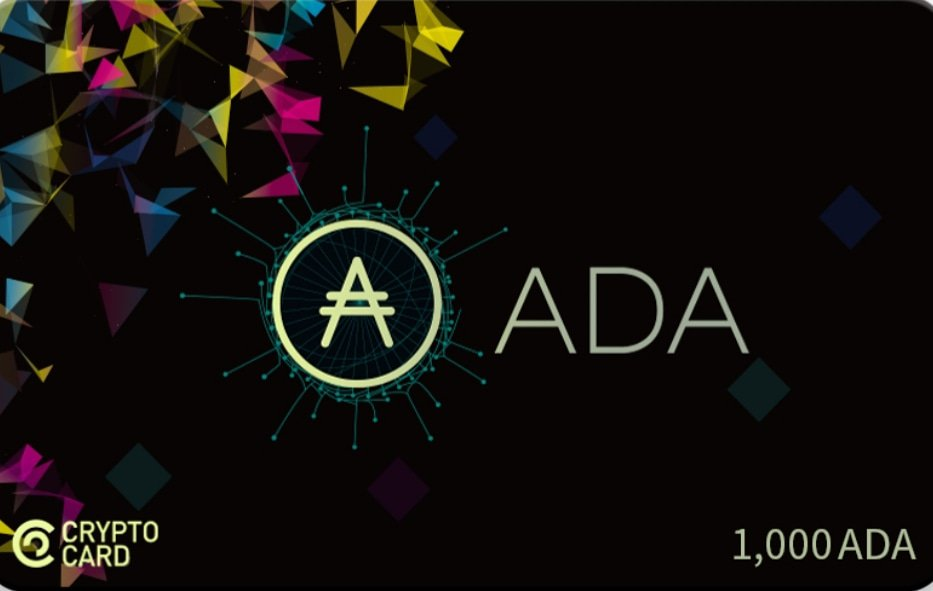 ADA CRYPTO CARD