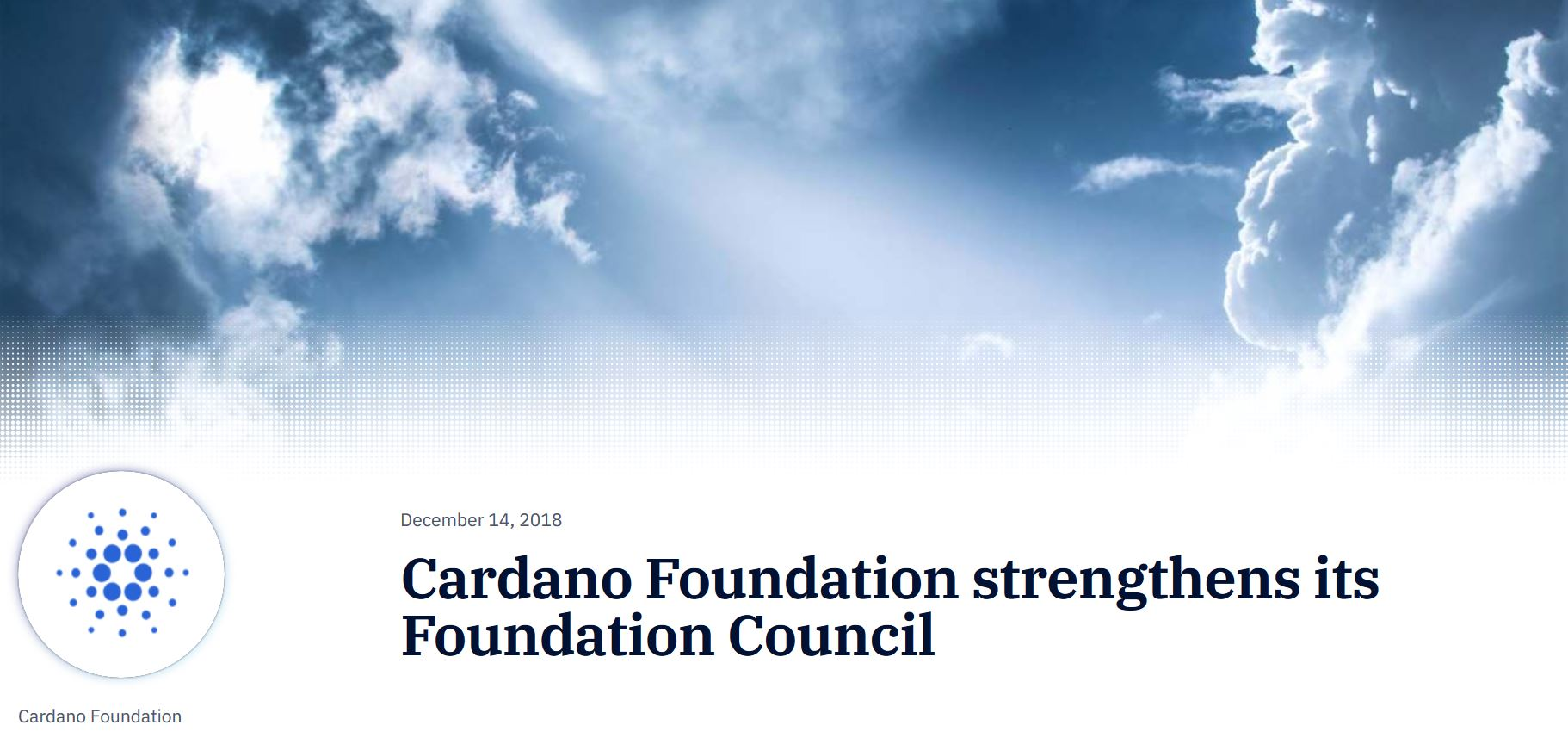 cardano-foundation-statement