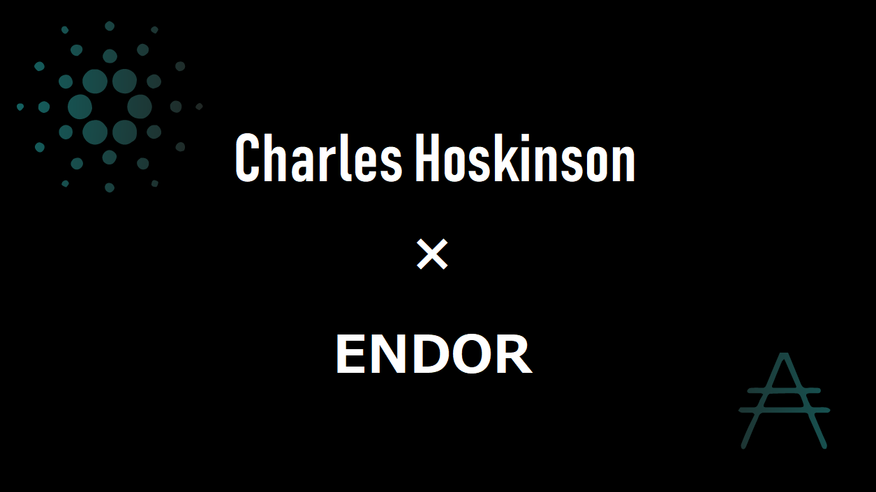 Charles Hoskinson-ENDOR