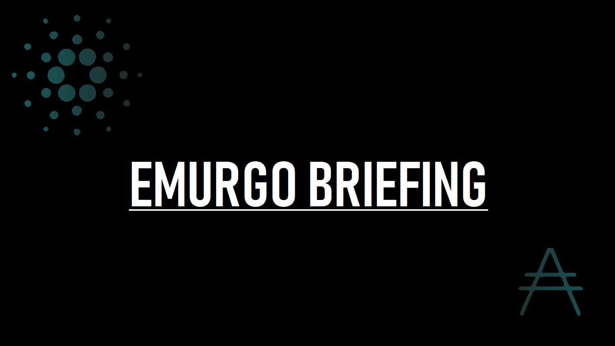 EMURGO BRIEFING