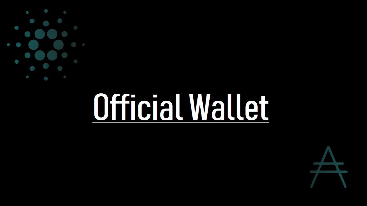 Official Wallet