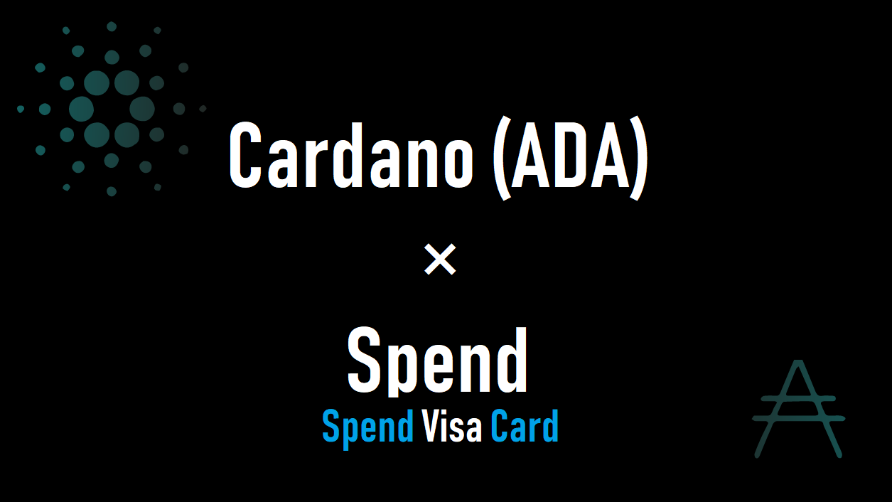 Spend-visa-Card-cardano ADA