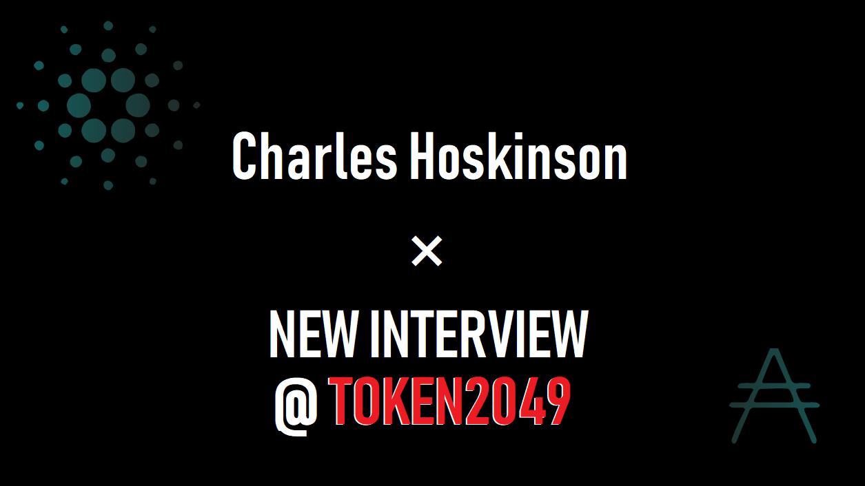 チャールズ・ホスキンソン氏 香港→最新インタビュー @TOKEN2049