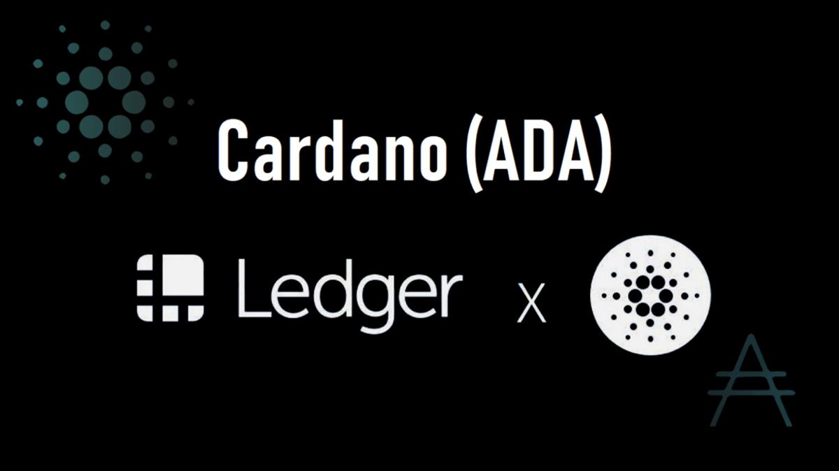 Ledger Nano S(レジャー・ナノS)にカルダノ(ADA)正式に対応!方法