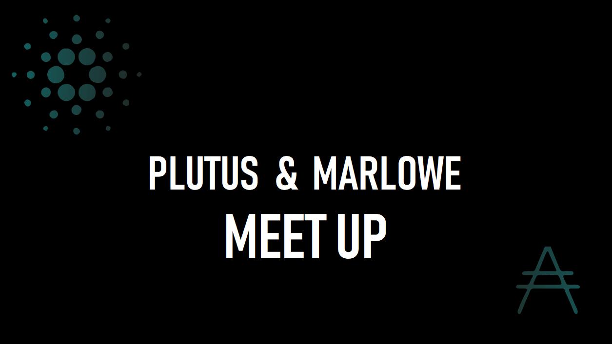 スマートコントラクトツール Plutus&Marloweのミートアップ開催