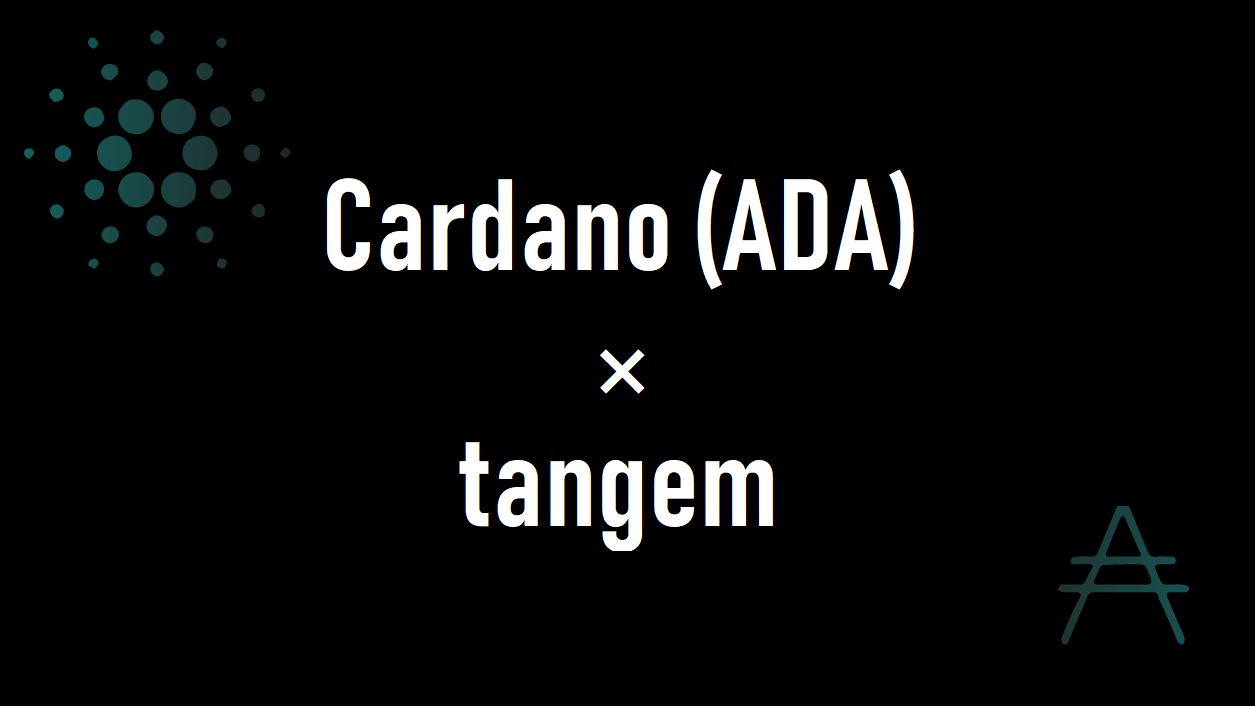 SBIも出資しているTangem Notesにカルダノ(ADA)が対応予定!?真相