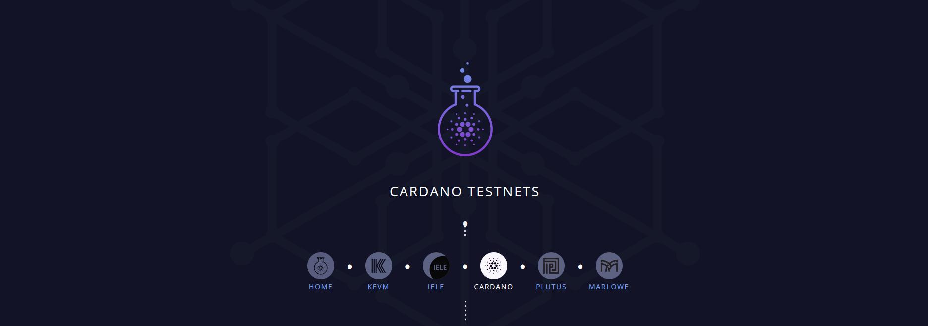 Cardano Testnets