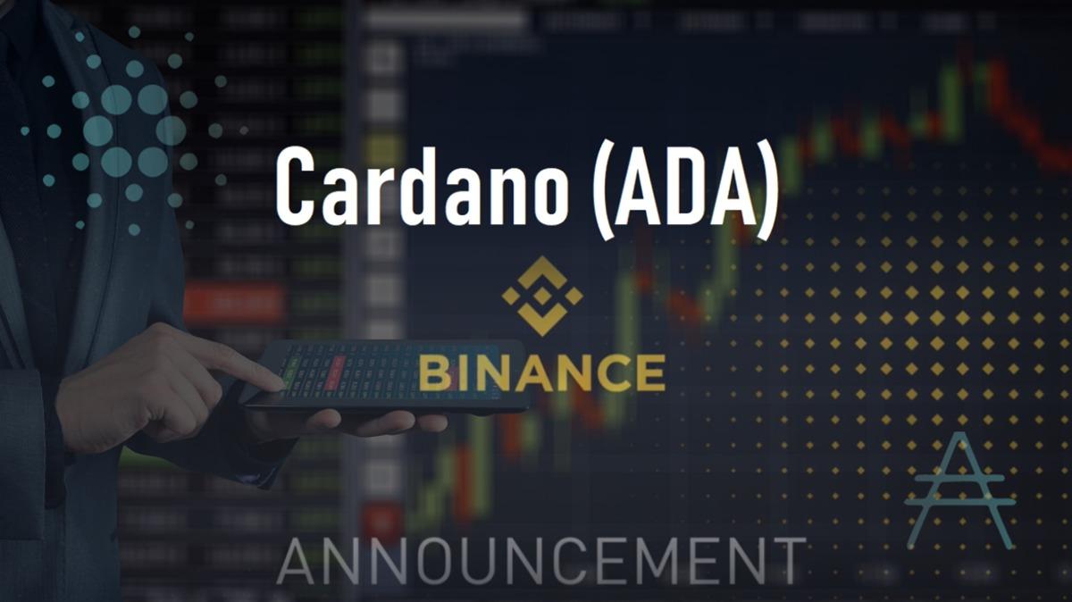 Binance(バイナンス)のMargin TradingにてADA 取引ペアを追加!