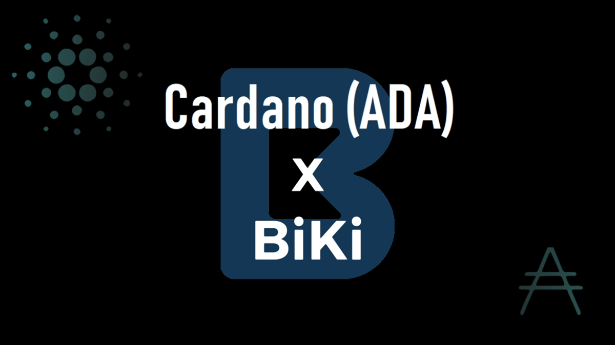 BiKi.com シンガポールの仮想通貨取引所にカルダノ(ADA)が上場!