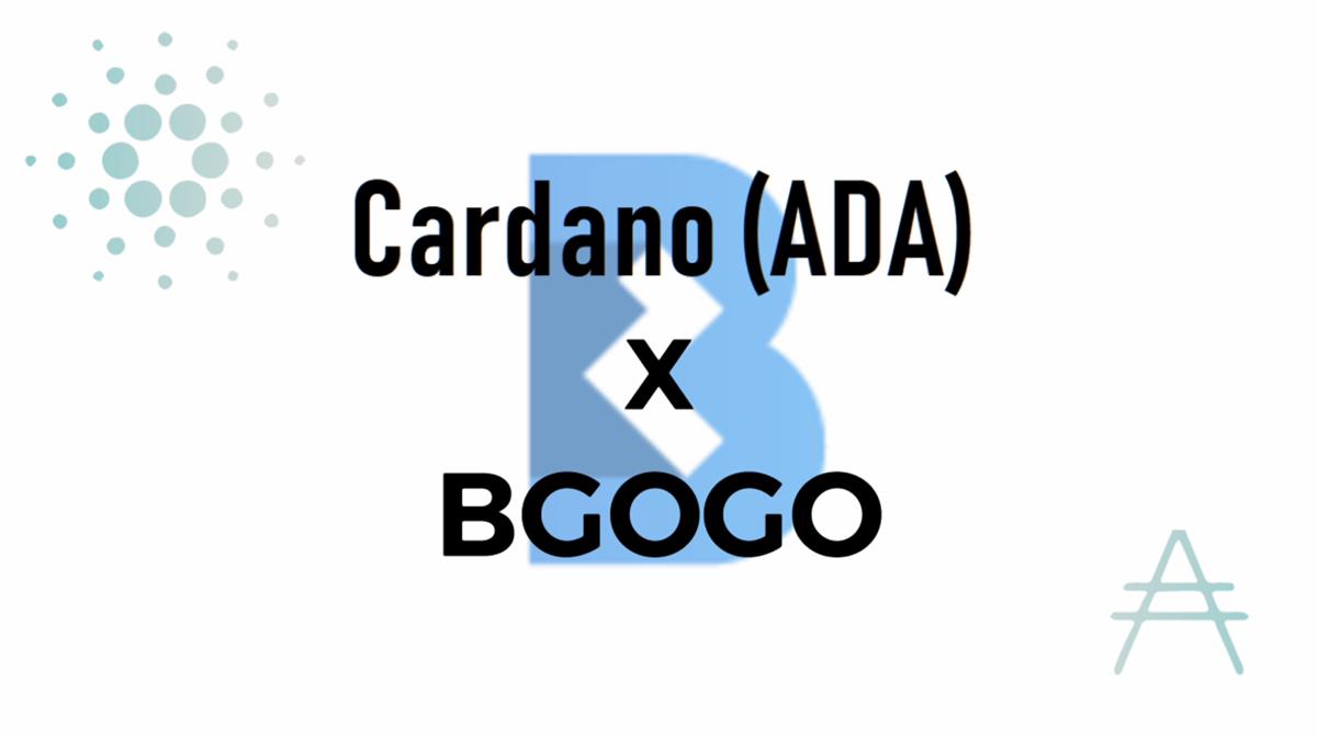 BGOGO ケイマン諸島の仮想通貨取引所にカルダノ(ADA)が上場!