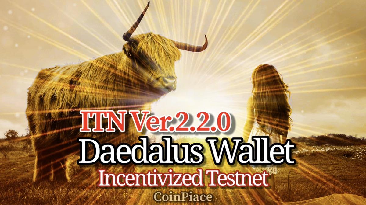 【アップデート】ダイダロス Version: 2.2.0-ITN1をリリース!